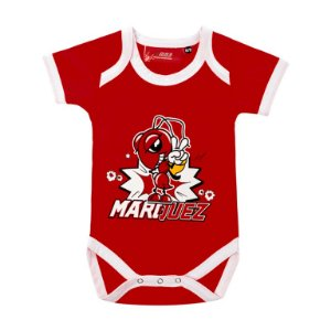 BODY BABY MARC MARQUEZ ROMPER CARTOON