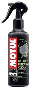 SPRAY DE LIMPEZA INTERIOR DE CAPACETE MOTUL M2 - 250ML