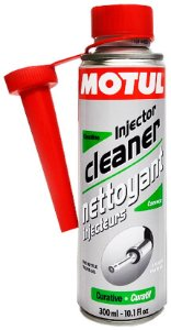 SPRAY DE LIMPEZA MOTUL INJECTOR CLEANER GASOLINE - 300ML