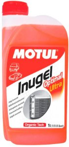 FLUIDO PARA RADIADOR MOTUL INUGEL OPTIMAL ULTRA - 1L