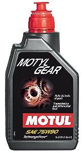 ÓLEO MOTUL MOTYLGEAR 75W90 - 1L