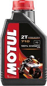 ÓLEO MOTUL 710 2T - 1L