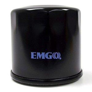 FILTRO DE ÓLEO EMGO BLACK SPIN ON BMW R1200/K1200S/K1300S - 10-26750