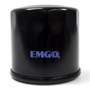 FILTRO DE ÓLEO EMGO BLACK SPIN ON BMW R1100/R1150-K1/K11 - 10-26740
