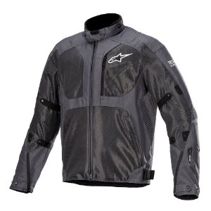 JAQUETA ALPINESTARS TAILWIND AIR WATERPROOF TECH-AIR CINZA