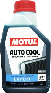 FLUIDO PARA RADIADOR MOTUL AUTO COOL EXPERT - 1L