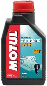 ÓLEO MOTUL MARINE OUTBOARD SYNTH 2T - 1L