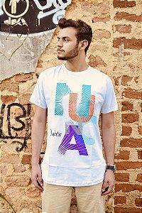 Camiseta masculina NUNCA DESISTA