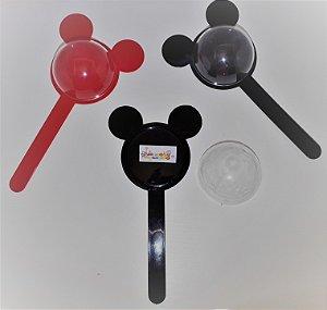 10 Palito Orelinha Mickey Festa Decoração Bola Minnie