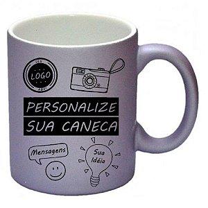 Caneca Personalizada - Fosca Lilas