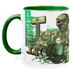 Caneca Breaking Bad Modelo-3