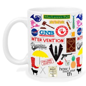 Caneca How I Met Your Mother (M) - 2