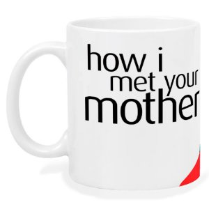 Caneca How I Met Your Mother (M) - 3