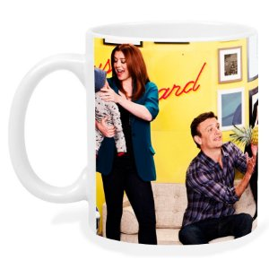 Caneca How I Met Your Mother (M) - 4