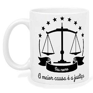 Caneca Profissão Direito (M) - 4