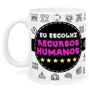 Caneca Recursos Humanos