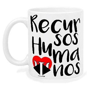 Canecas Personalizada Recursos Humanos