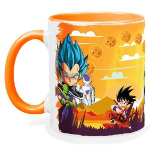 Caneca Dragon Ball Z