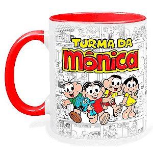 Caneca Turma da Mônica - Mônica