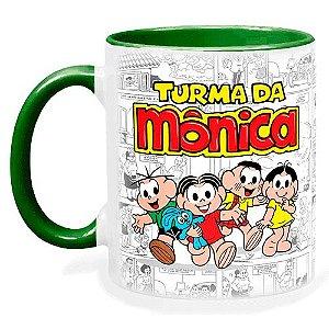 Caneca Turma da Mônica - Cebolinha