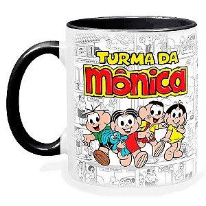 Caneca Turma da Mônica - Cascão