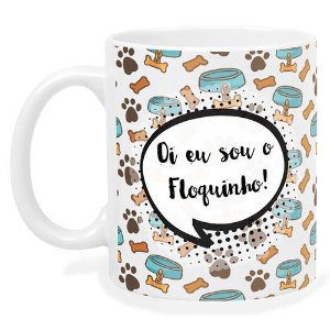 Caneca Personalizada Foto de Cachorro