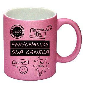 Caneca Personalizada - Fosca Rosa