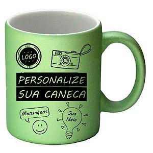 Caneca Personalizada - Fosca Verde