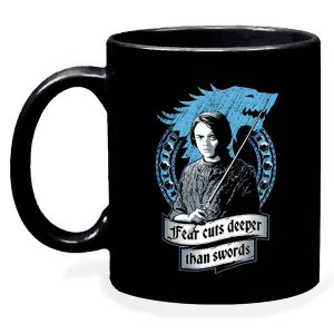 Caneca Game Of Thrones Arya Stark