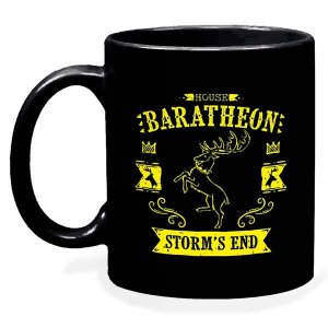 Caneca Game Of Thrones Baratheon