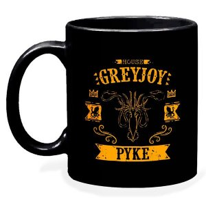 Caneca Game Of Thrones Casa Greyjoy