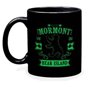Caneca Game Of Thrones Casa Mormont