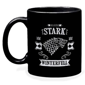 Caneca Game Of Thrones Casa Stark