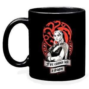 Caneca Personalizada Game Of Thrones Daenerys