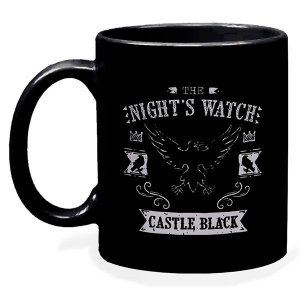 Caneca Game Of Thrones Patrulha Da Noite