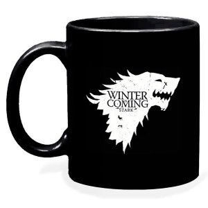 Caneca Game Of Thrones Winterfell Stark