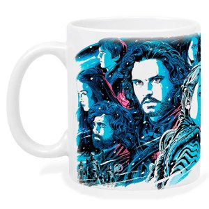 Caneca Personalizadas Game Of Thrones