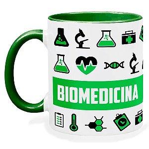 Caneca Biomedicina