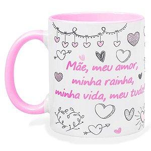Caneca Personalizada Dia Das Mães
