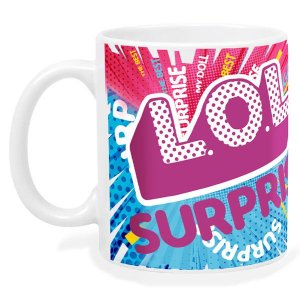 Caneca Lol Surprise