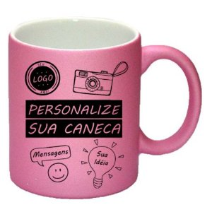 Caneca Personalizada - Fosca