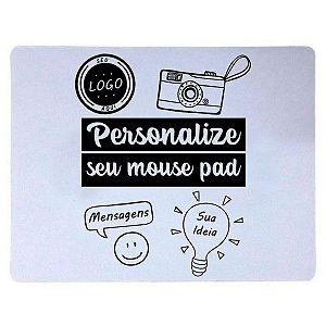 Mouse Pad Personalizado Retangular