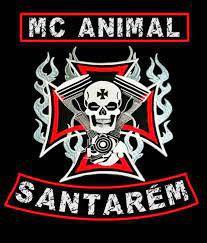 Anel MC Animal em Prata 950k