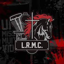 Pingente MC Lord Rider em Prata 950k