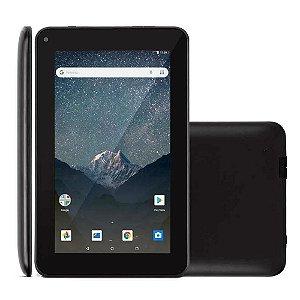 Tablet Multilaser M7S GO 7 Pol 16 Gb Quad Core NB316 Preto