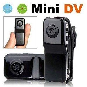 Mini Câmera De Segurança Doméstica MD80 Gravador De Vídeo Portátil De Voz Para Esportes Ao Ar Livre