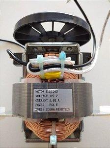 Motor Do Liquidificador Mallory 7023 2v 127v Original Optima Glass e Taurus