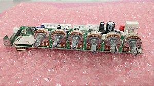 Placa Principal Caixa Amplificada Mondial Cm-14 E CM500