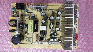 Placa Fonte Caixa Amplificada Mondial Cm-13
