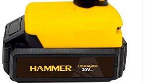 Bateria da Parafusadeira/Furadeira HAMMER 20V/1500MAH GYPLI-200